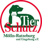 Logo Tierschutz Mölln-Ratzeburg und Umgebung e.V.