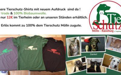 Tierschutz-Shirts