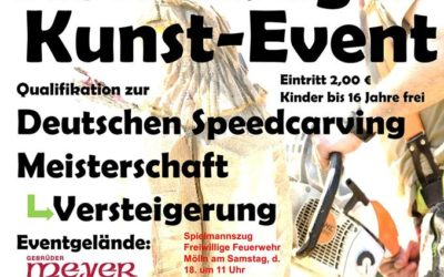 Kettensägenkunstevent 18.5.2019 + 19.5.2019
