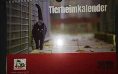 Tierheim-Kalender 2020
